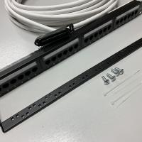 RJ21 to 24 port patch panel